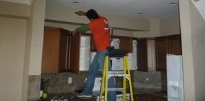 Water Damage Lawson Ceiling Repair