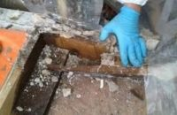 Water Damage Balch Springs Of Soaked Drywall Debris Removal