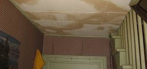 Water Damage Casa View Ceiling Restoration